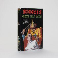 BIGGLES GETS HIS MEN