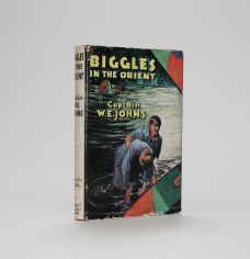 BIGGLES IN THE ORIENT
