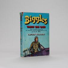 BIGGLES TAKES THE CASE.