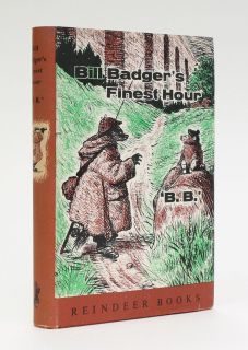 BILL BADGER'S FINEST HOUR