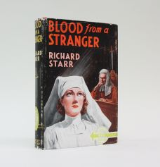 BLOOD FROM A STRANGER.