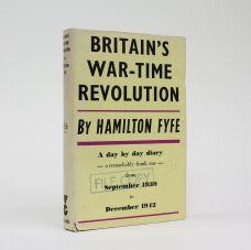 BRITAIN'S WAR-TIME REVOLUTION
