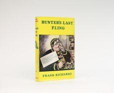 BUNTER'S LAST FLING