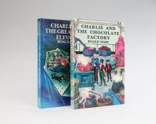 CHARLIE AND THE CHOCOLATE FACTORY; CHARLIE AND THE GREAT GLASS ELEVATOR.