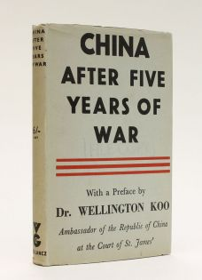 CHINA AFTER FIVE YEARS OF WAR