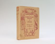 CHRISTMAS TALES. A Christmas Carol, The Chimes, The Cricket on The Hearth, The Haunted Man,