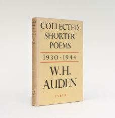 COLLECTED SHORTER POEMS 1930 - 1944