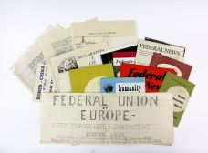 COLLECTION OF POST-WAR FEDERALIST BOOKLETS AND PROPAGANDA MATERIALS