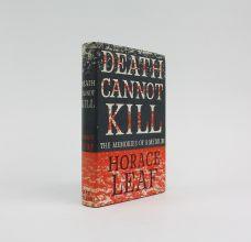 DEATH CANNOT KILL: THE MEMORIES OF A MEDIUM