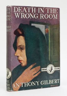 DEATH IN THE WRONG ROOM