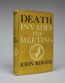 DEATH INVADES THE MEETING