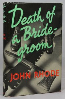 DEATH OF A BRIDEGROOM