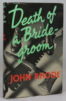 DEATH OF A BRIDEGROOM