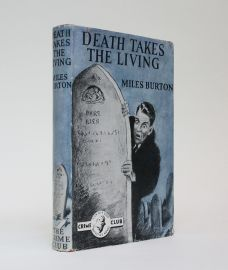 DEATH TAKES THE LIVING