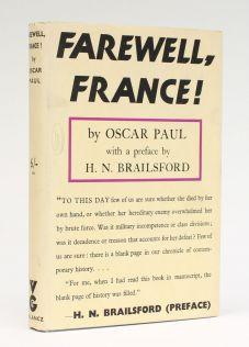 FAREWELL, FRANCE!
