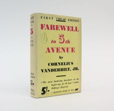 FAREWELL TO FIFTH AVENUE