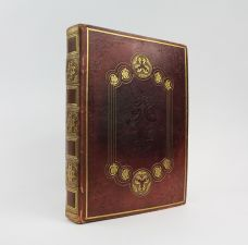 FINE REGENCY ALBUM OF WATERCOLOURS, DRAWINGS, OIL SKETCHES, AND ENGRAVINGS