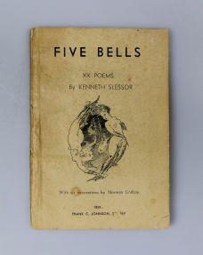 FIVE BELLS. XX Poems.