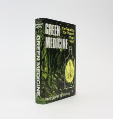 GREEN MEDICINE: THE SEARCH FOR PLANTS THAT HEAL