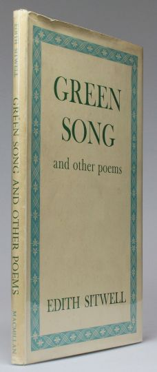 GREEN SONG and Other Poems