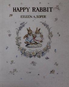 HAPPY RABBIT.