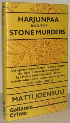 HARJUNPAA AND THE STONE MURDERS