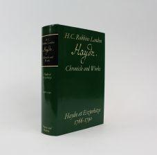 HAYDN. CHRONICLE AND WORKS. HAYDN AT ESZTERHAZA 1766-1790