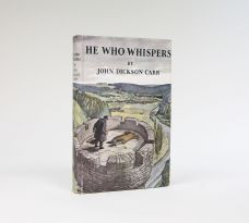 HE WHO WHISPERS.