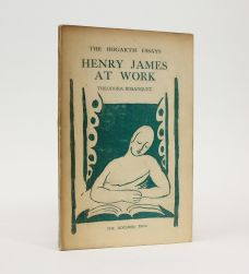 HENRY JAMES AT WORK