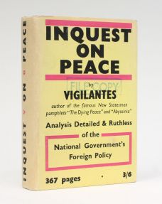 INQUEST ON PEACE.
