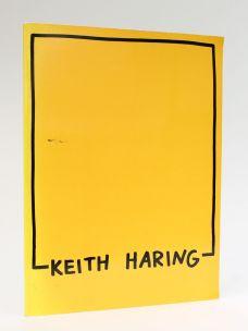 KEITH HARING 1983: