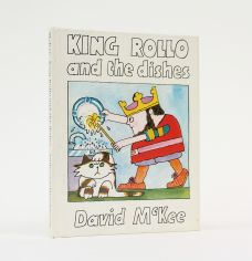KING ROLLO AND THE DISHES