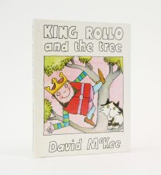 KING ROLLO AND THE TREE