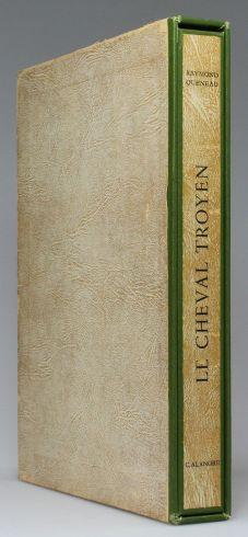LE CHEVAL TROYEN