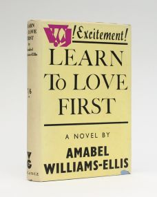 LEARN TO LOVE FIRST