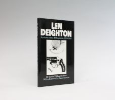 LEN DEIGHTON: An Annotated Bibliography 1954-1985