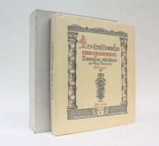 LES CENT NOUVELLES NOUVELLES attribuées au Roy Louis le Onzième.