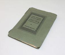 LORD ARTHUR SAVILE'S BROTT: En Studie Af Plikten; SPOKET PA CANTERVILLE: En Hylo-Idealistisk Saga. [Lord Arthur Savile's Crime and The Canterville Ghost]