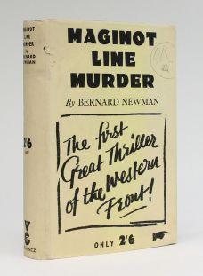 MAGINOT LINE MURDER.