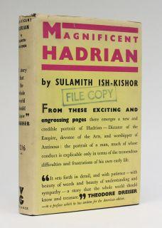 MAGNIFICENT HADRIAN