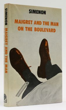 MAIGRET AND THE MAN ON THE BOULEVARD