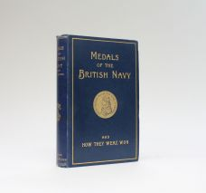 MEDALS OF THE BRITISH NAVY AND HOW THEY WERE WON