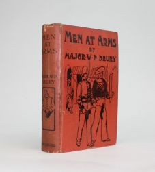 MEN AT ARMS. Stories and Sketches.