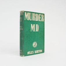MURDER M.D.