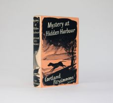 MYSTERY AT HIDDEN HARBOUR
