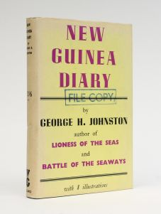 NEW GUINEA DIARY