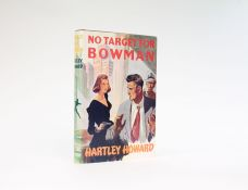 NO TARGET FOR BOWMAN