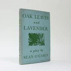 OAK LEAVES AND LAVENDER