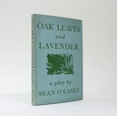 OAK LEAVES AND LAVENDER