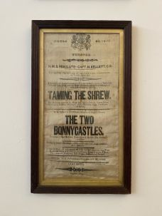 PLAYBILL FOR THE ROYAL ARCTIC THEATRE